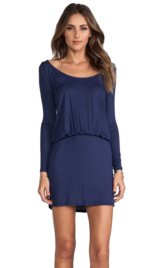 Rib Hannah Dress