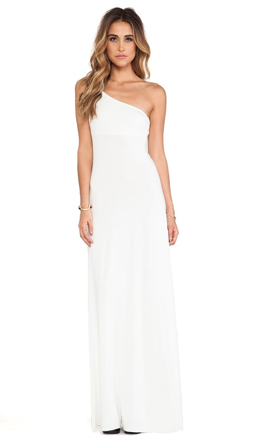 Conrad One Shoulder Dress
