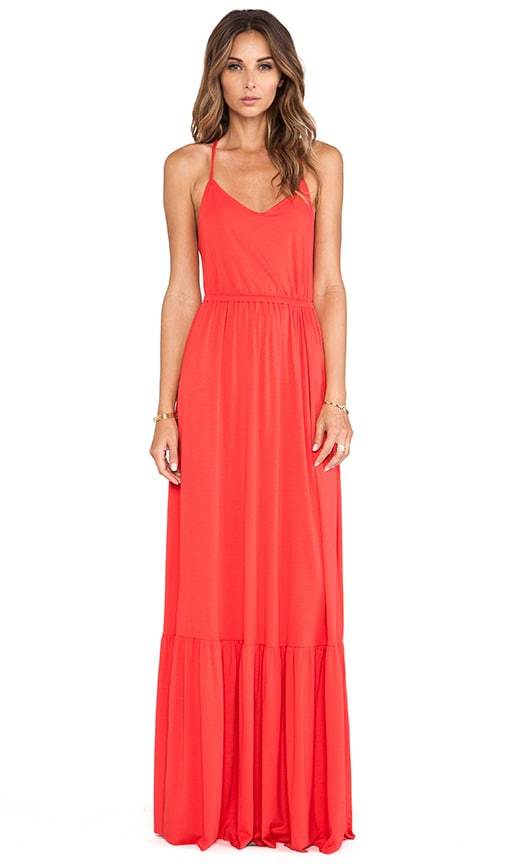 x REVOLVE Brinkley Maxi Dress