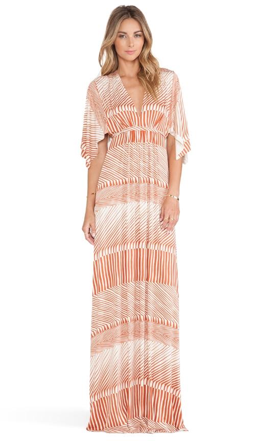Long Caftan Dress