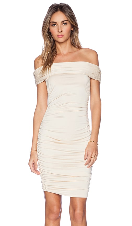 x REVOLVE Byron Off the Shoulder Dress