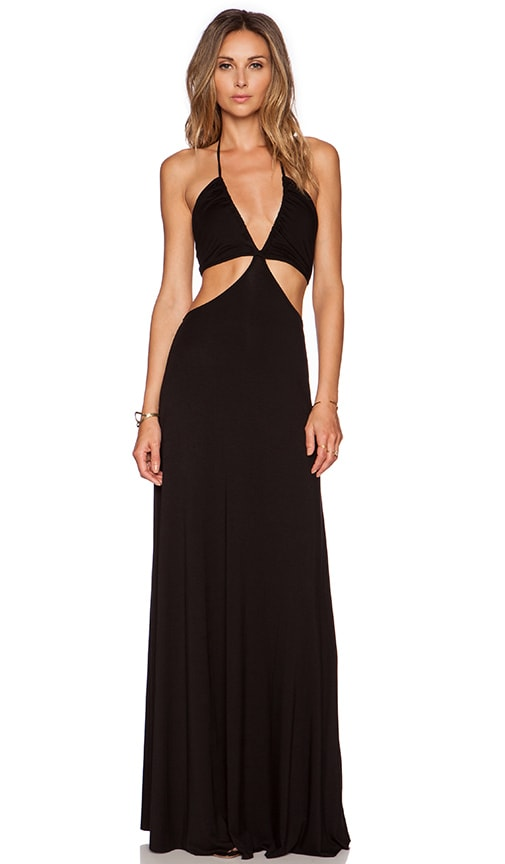 Rachel Pally Krystina Maxi Dress in Black