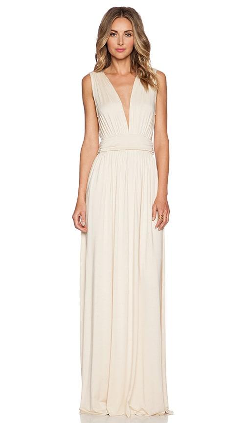 Rachel Pally Giulietta Dress in Beige