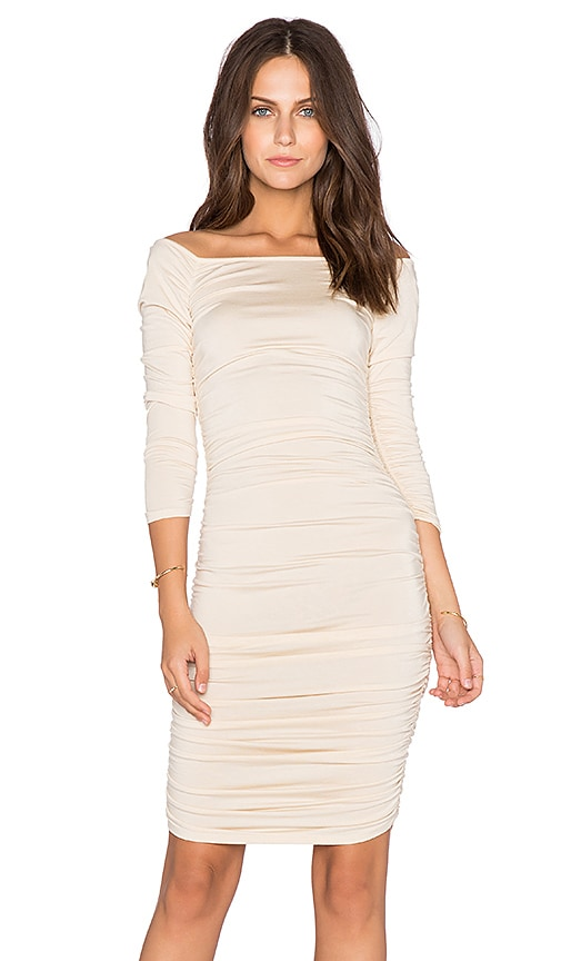 Rachel Pally Paulina Dress in Cream
