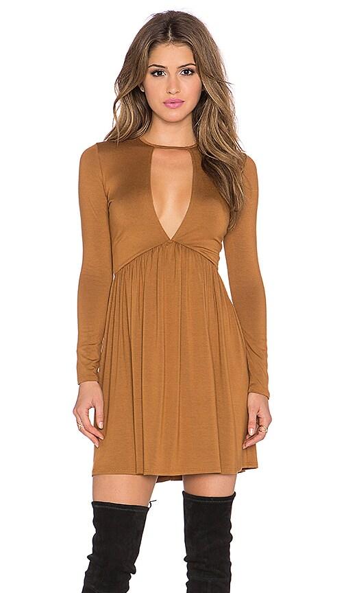 Rachel Pally x REVOLVE Lianne Short Dress in Caramel