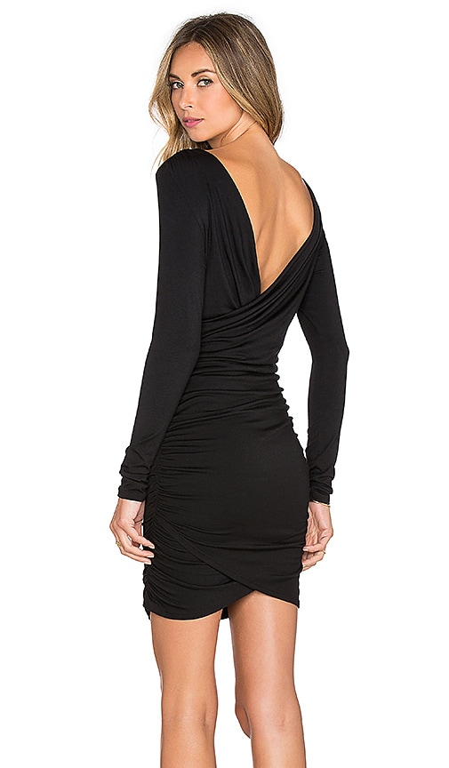 Rachel Pally Praia Reversible Dress in Black