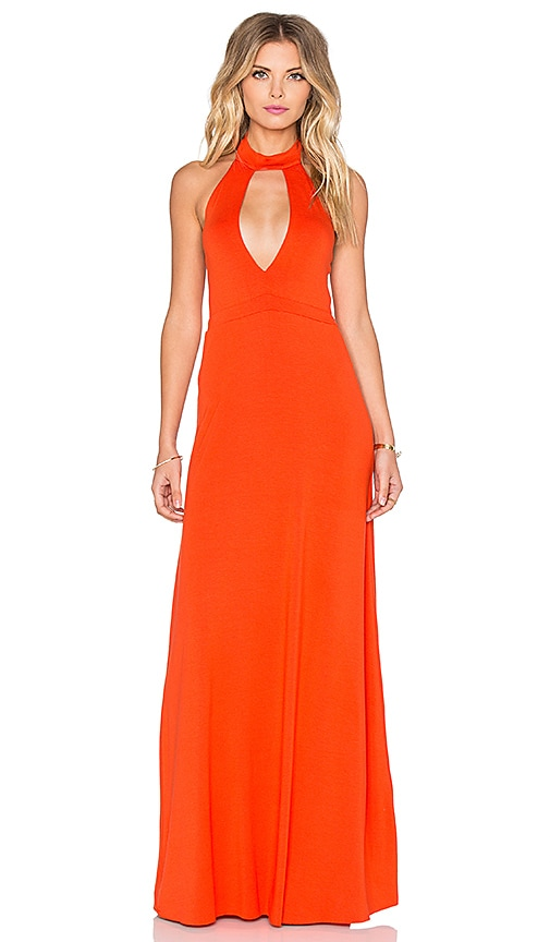 Rachel Pally Pauley Dress in Orange