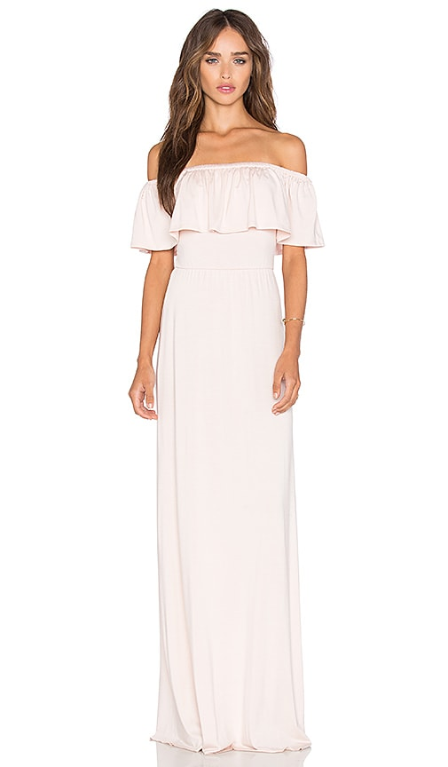 Rachel Pally Reston Maxi Dress in Blush