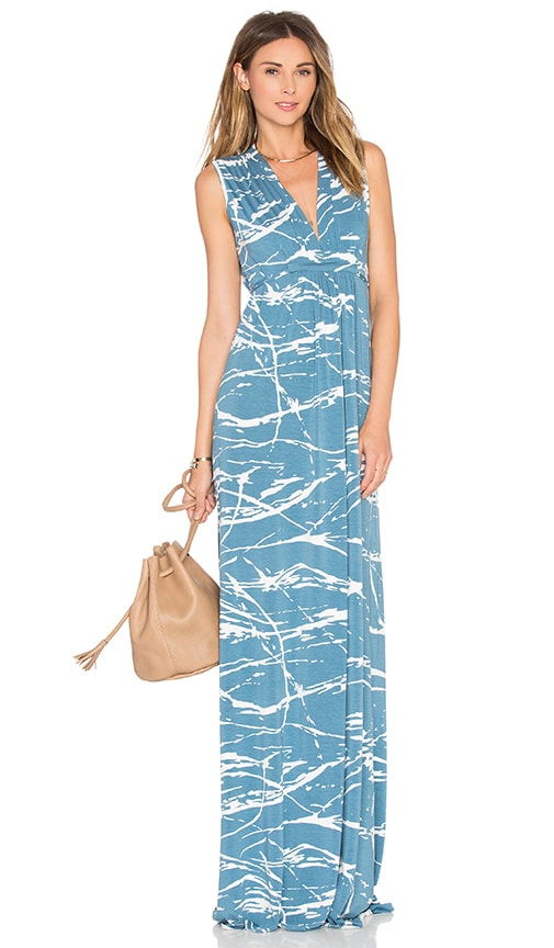 Sleeveless Maxi Caftan