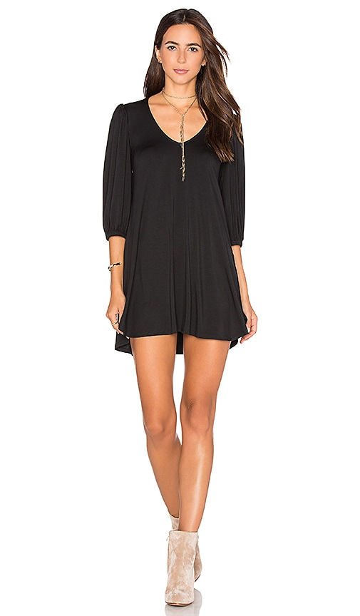Rachel Pally Ezra Dress in Black