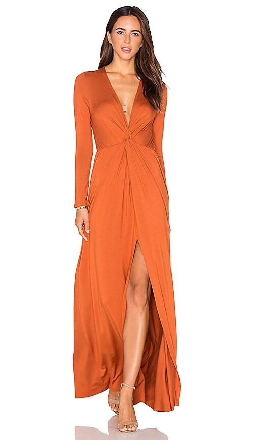 Rachel Pally Rosemarie Dress in Rust