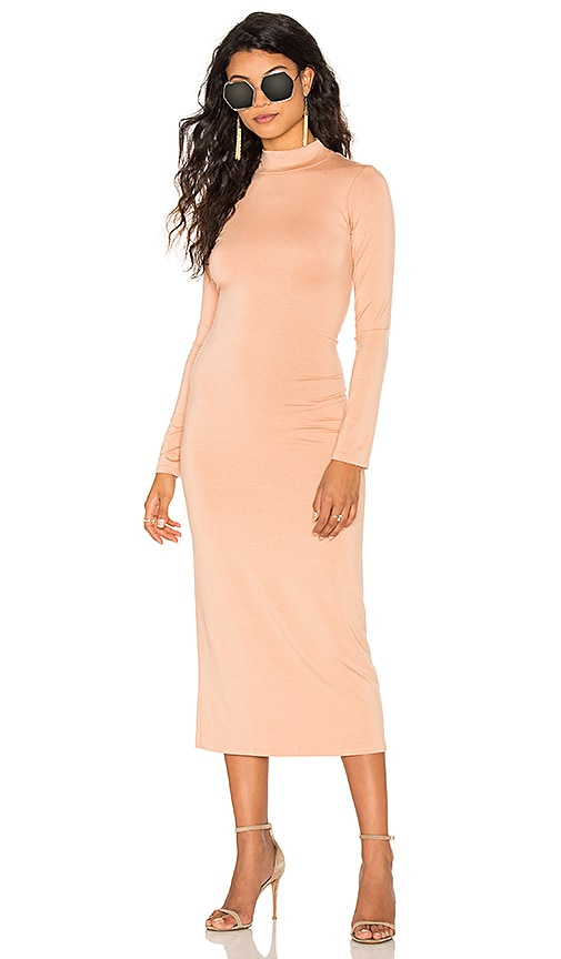 Rachel Pally Stella Midi Dress in Peach