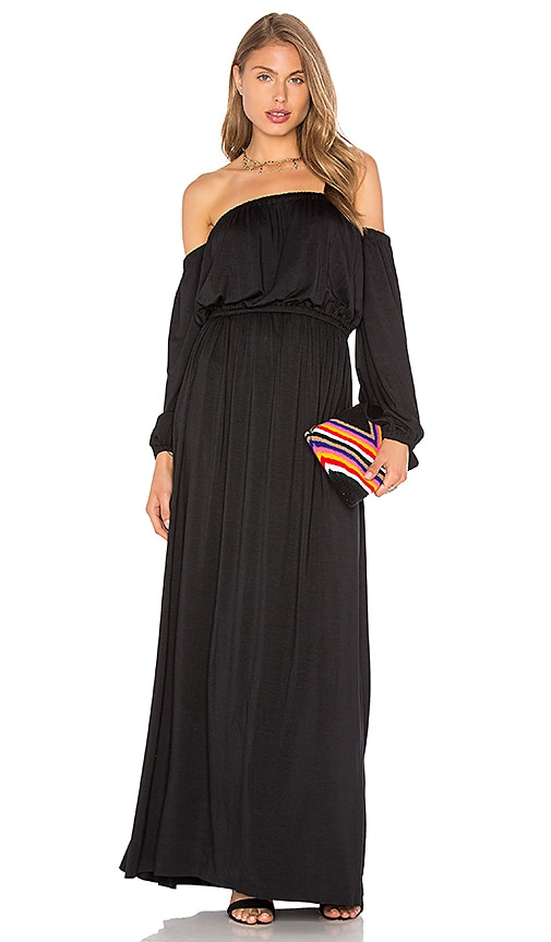 Rachel Pally India Dress in Black
