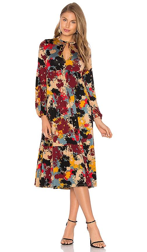 Rachel Pally Kaemon Dress in Beige