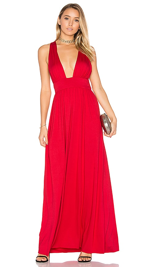 Rachel Pally Dario Dress in Red