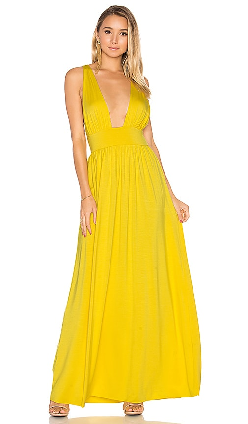 Rachel Pally Dario Dress in Yellow