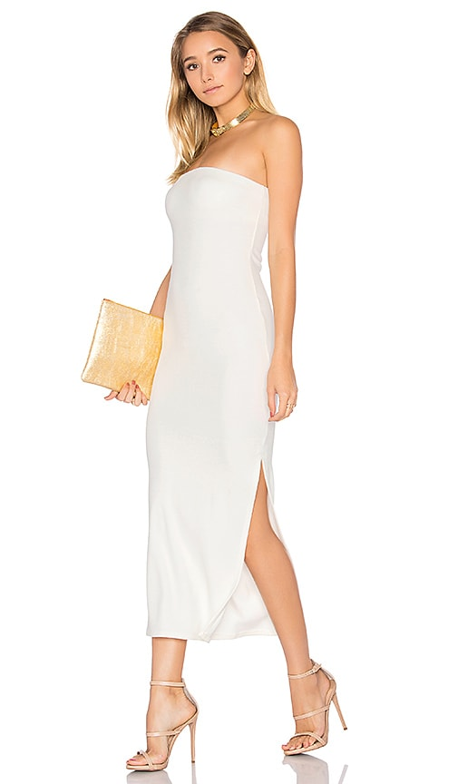 Luxe Rib Bobbi Dress