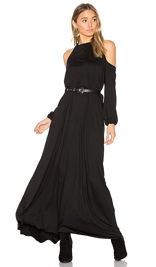 Rachel Pally Eliot Dress in Black