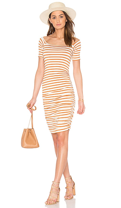 Rachel Pally Mavery Dress in Orange