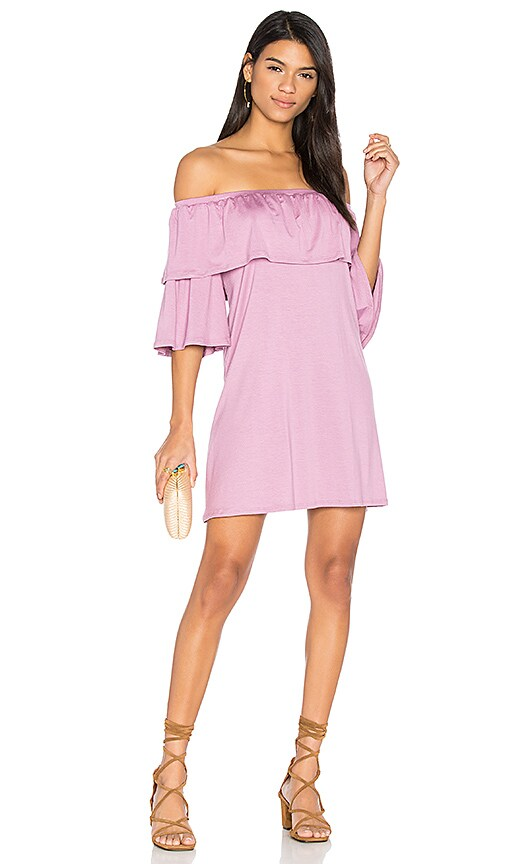 Rachel Pally Kylian Dress in Mauve