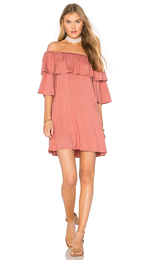 Rachel Pally Kylian Dress in Rose