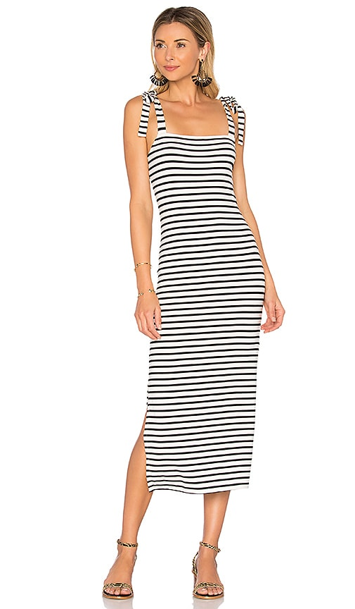 Rachel Pally Roselyn Dress in Black & White