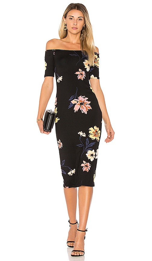 Rachel Pally Jagger Dress in Black