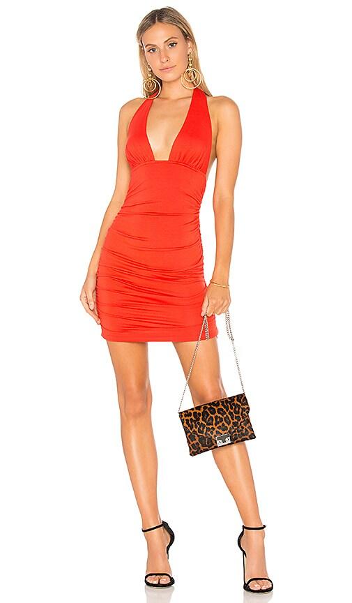 Rachel Pally Melany Dress in Red