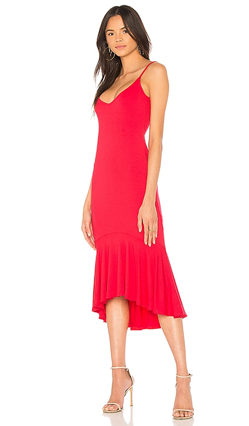 Rachel Pally Anouk Dress in Red