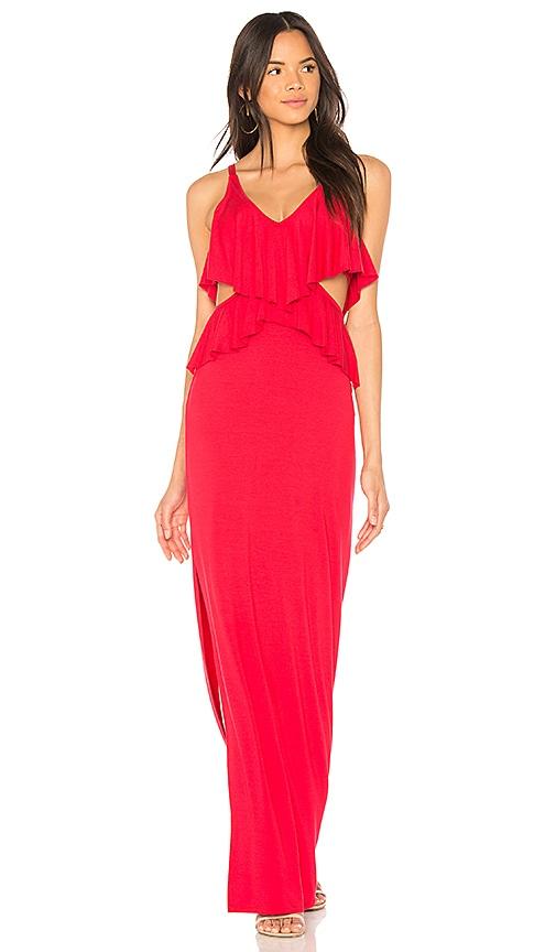 Rachel Pally Nyx Dress in Red