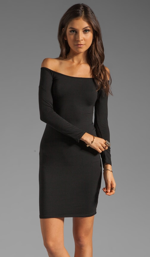 Jagger Off the Shoulder Dress