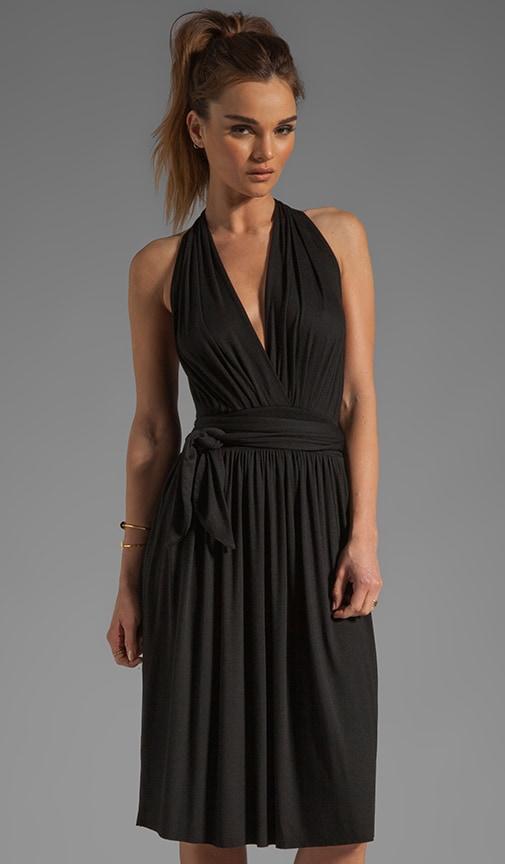 Brigitta Halter Dress