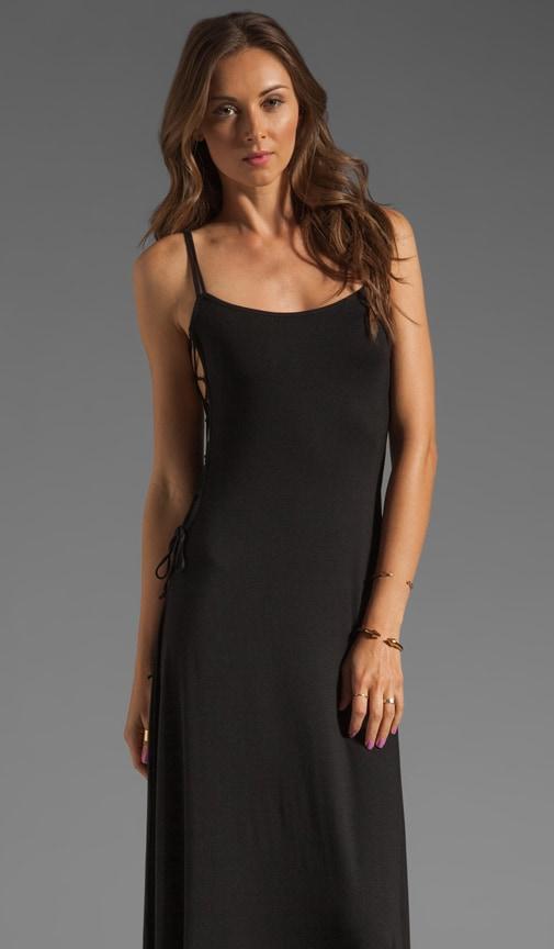 Jayden Tie Side Dress