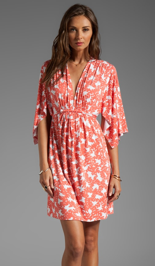 Mini Caftan Dress