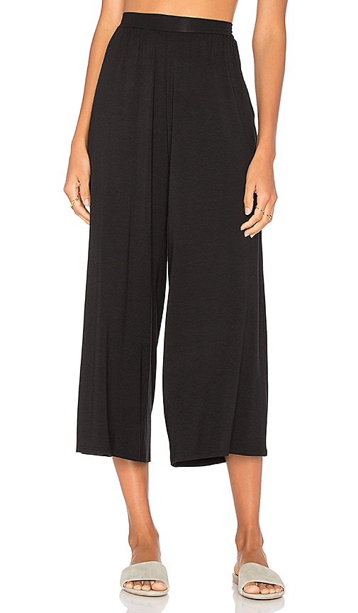 Rachel Pally Alistair Crop Pant in Black