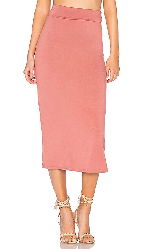 Rachel Pally Convertible Skirt in Rose