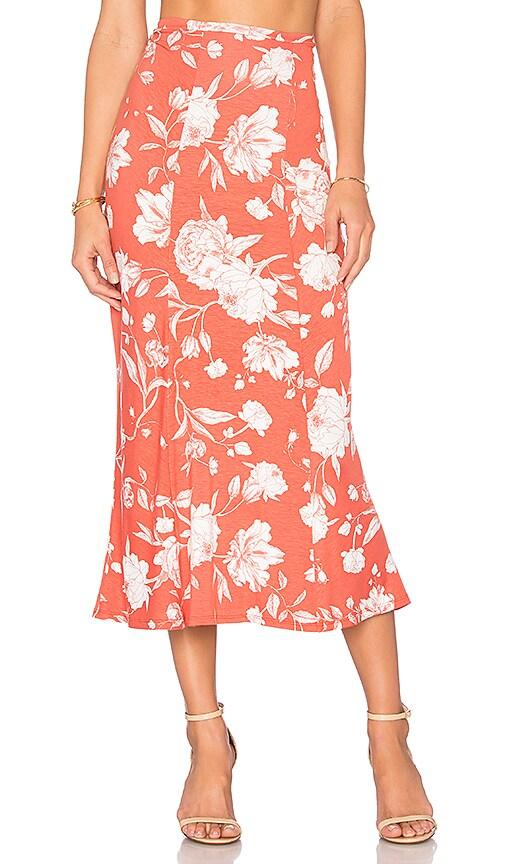 Rachel Pally Muriel Skirt in Rose