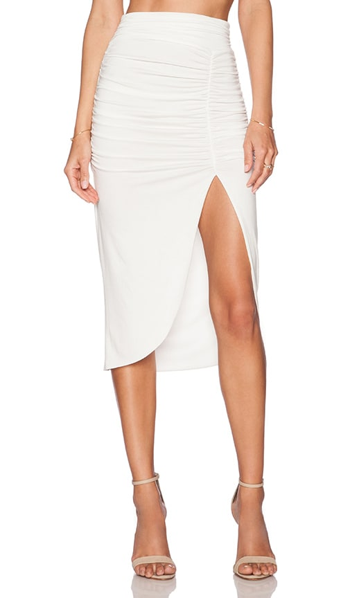 Rachel Pally x REVOLVE Monte Skirt in Ivory