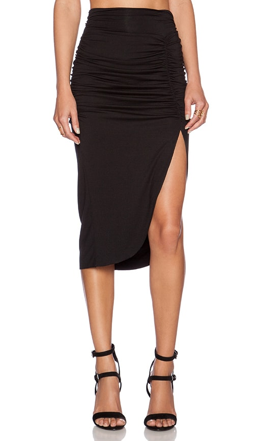 Rachel Pally x REVOLVE Monte Skirt in Black