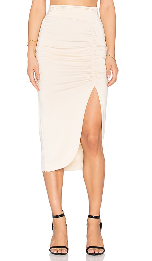 Rachel Pally x REVOLVE Monte Skirt in Cream
