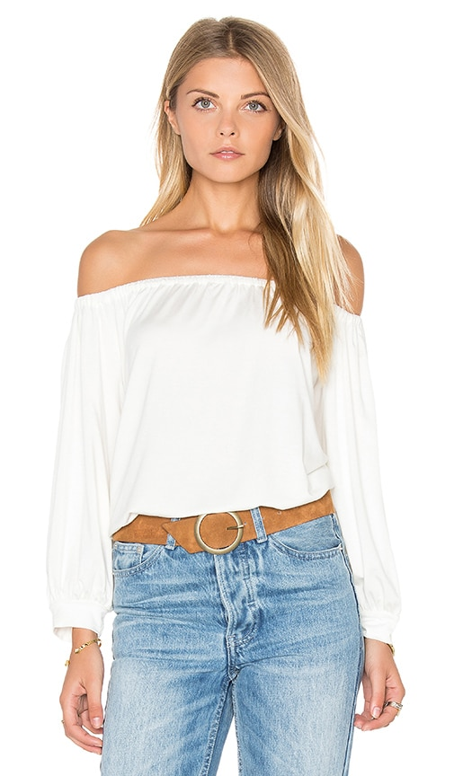 Rachel Pally Ayumi Top in White