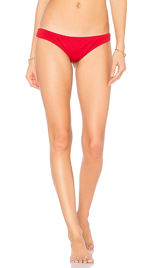 Rachel Pally Skimpy Zani Bottom in Red