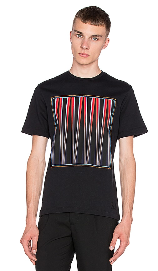 Printed Patch Tee