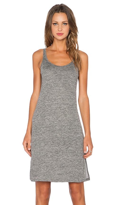 rag & bone/JEAN Cody Tank Dress in Medium Heather Grey