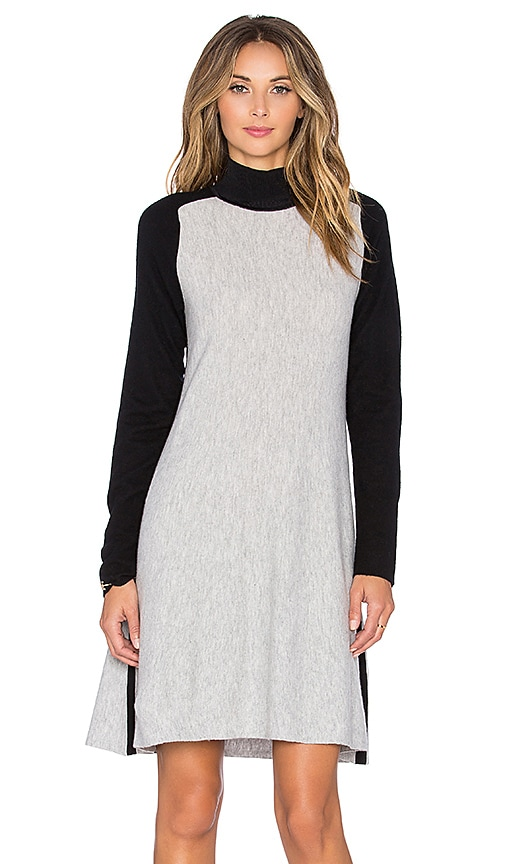 rag & bone/JEAN Francine Sweater Dress in Gray