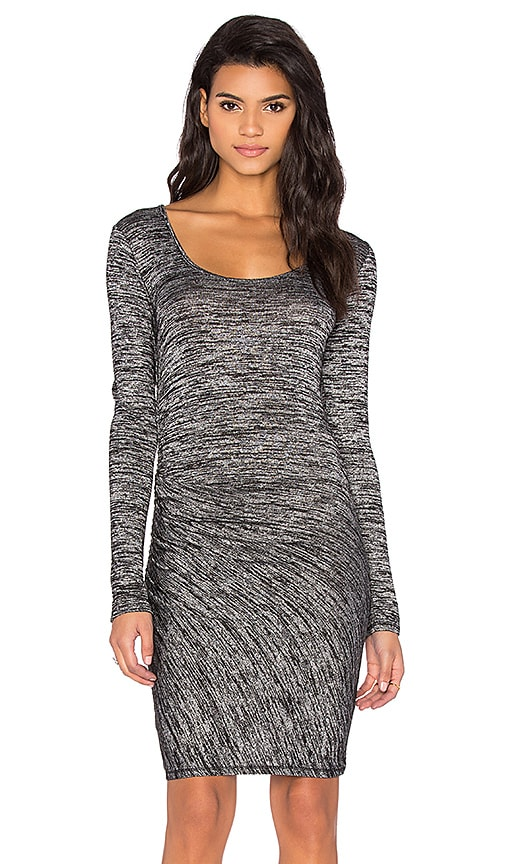 Twist Mini Dress
