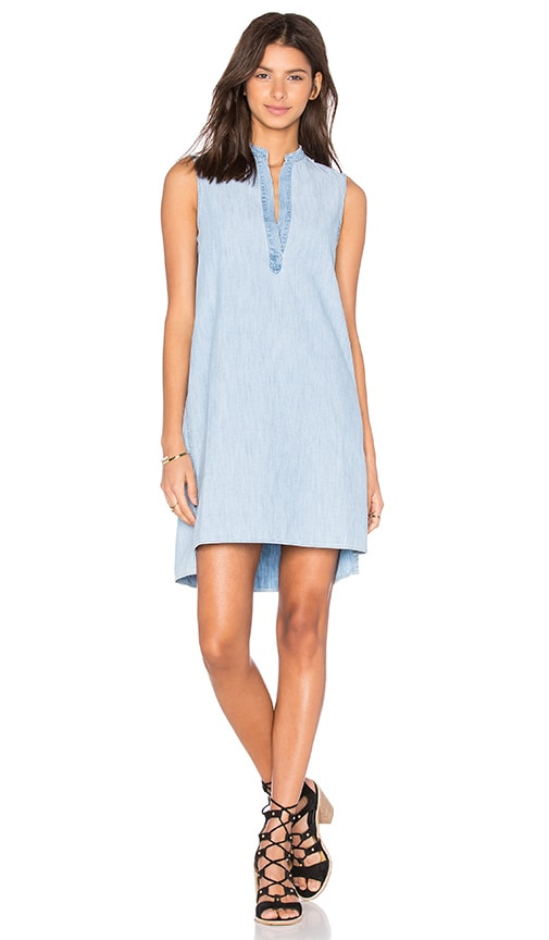 rag & bone/JEAN Barcelona Dress in Blue