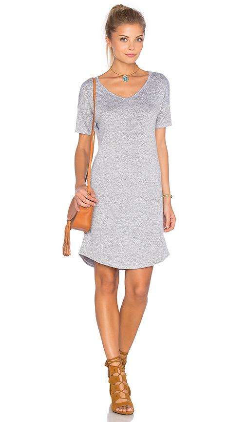 941cdb4915a rag & bone/JEAN Melrose Dress in Light Heather Grey | REVOLVE