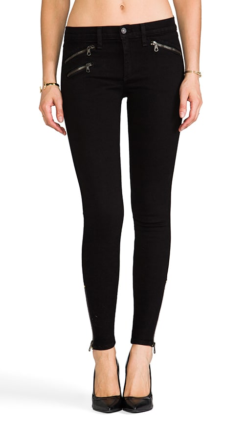 The Legging w/ Zips