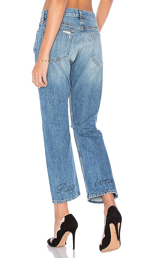rag & bone/JEAN X Boyfriend Jeans in Ballard